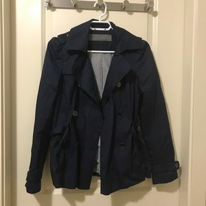 Zara trench coat size small worn once